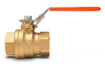 KITZ BRASS BALL VALVES