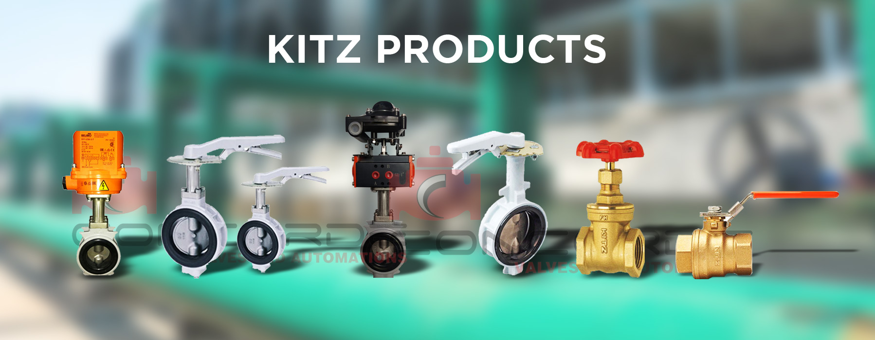 kitz valves distributors